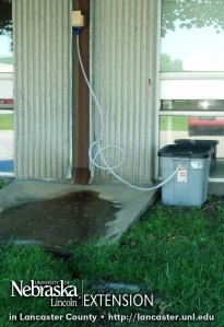 UNL research on building/parking lot runoff