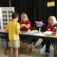Youth Pollinator Booth